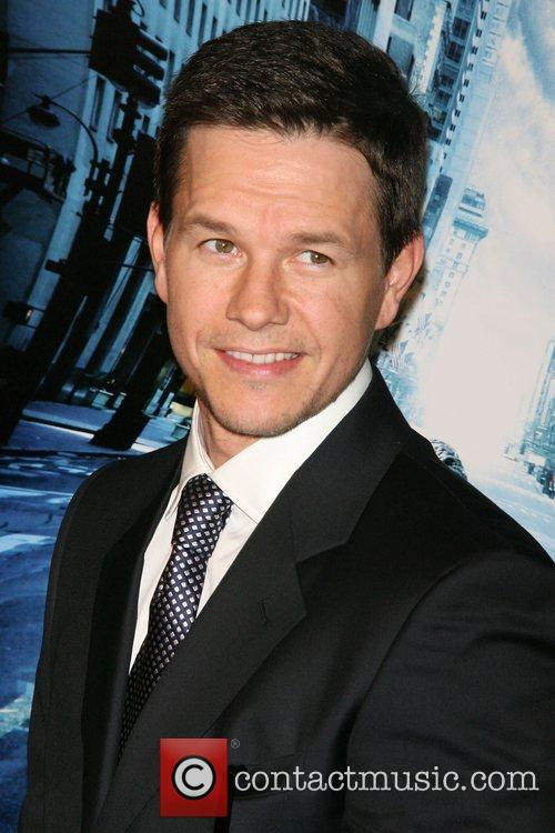 Mark Wahlberg and Ziegfeld Theatre 5
