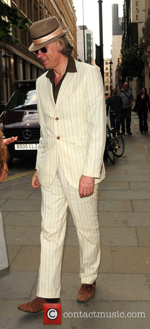 Bob Geldof 'The Harder They Come' Press Night...