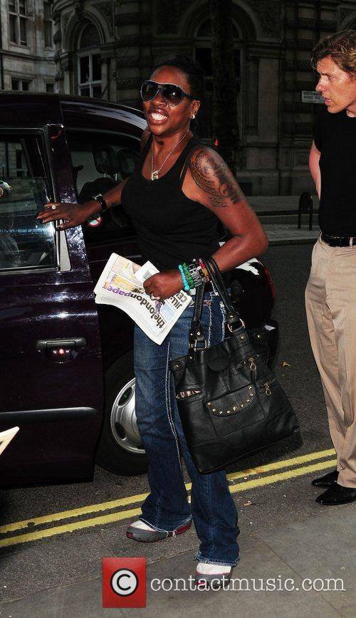 Gina Yashere 'The Harder They Come' Press Night...