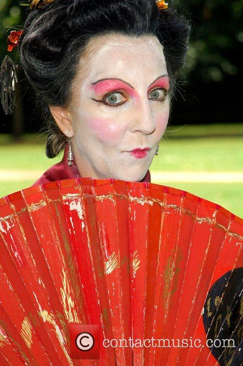 Press launch of 'The Mikado' at the Richmond...