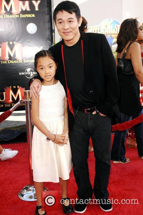 Jet Li and Jane Li
