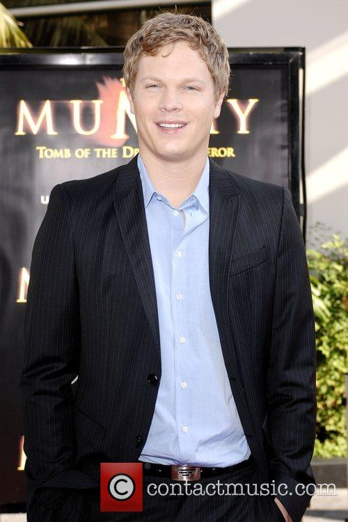 Luke Ford Los Angeles Premiere of 'The Mummy:...