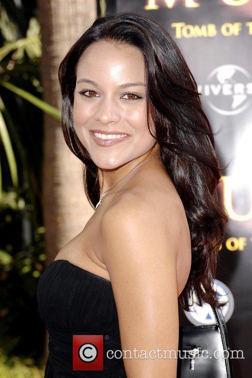 Maya Stojan Los Angeles Premiere of 'The Mummy:...