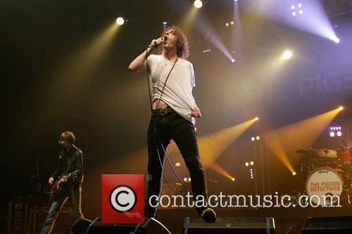 The Pigeon Detectives and Brixton Academy 11