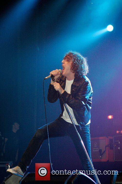 The Pigeon Detectives and Brixton Academy 12