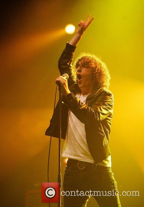 The Pigeon Detectives and Brixton Academy 2
