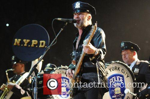 The Police and Madison Square Garden 3