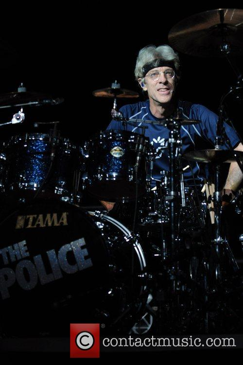 The Police and Madison Square Garden 4