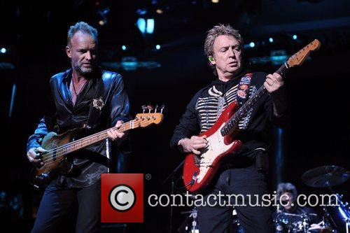 Sting and Madison Square Garden 3