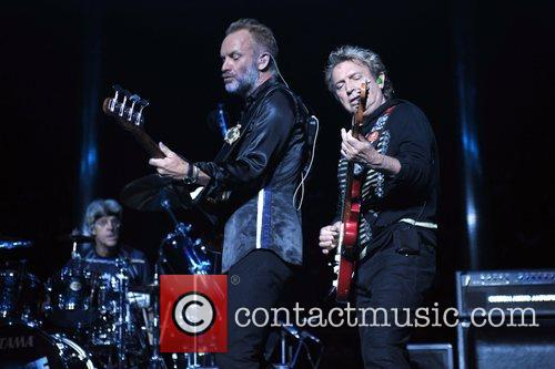 Sting and Madison Square Garden 4