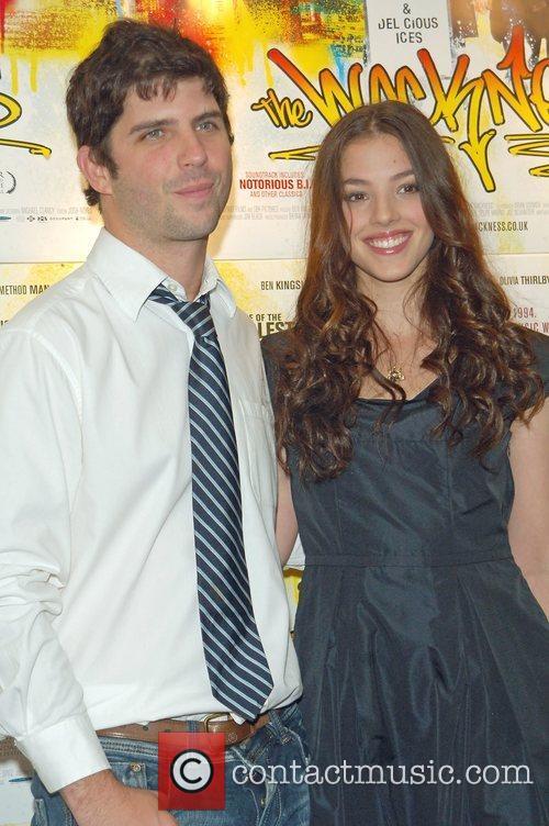 Johnathan Levine & Olivia Thirlby VIP screening of...