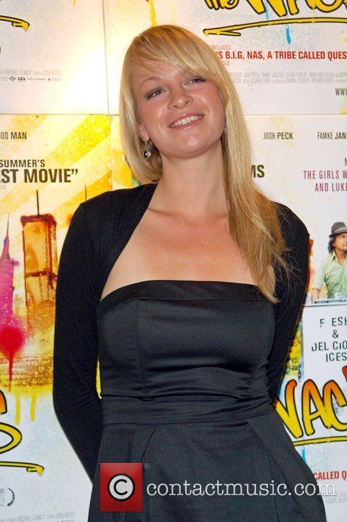 Sian Breckin VIP screening of 'The Wackness' London,...