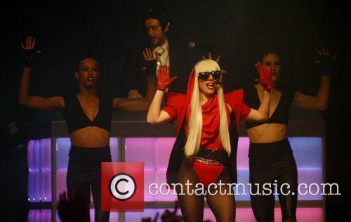 Lady Gaga The Dome 47 at SAP Arena...
