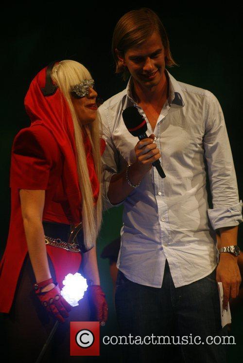 Lady Gaga, Joko The Dome 47 at SAP...