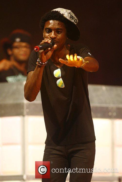 Shwayze The Dome 47 at SAP Arena -...