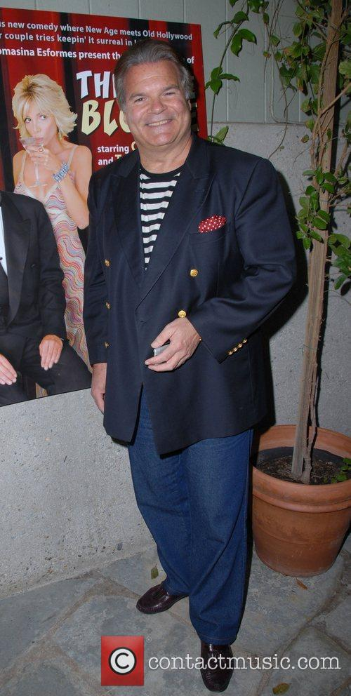 Edward Lozzi 'Third Eye Blonde' opening night held...
