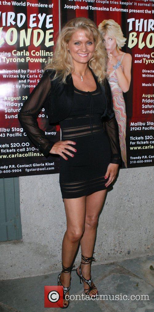 'Third Eye Blonde' opening night held at The...