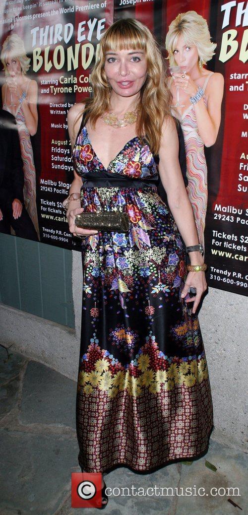 Lorielle New 'Third Eye Blonde' opening night held...