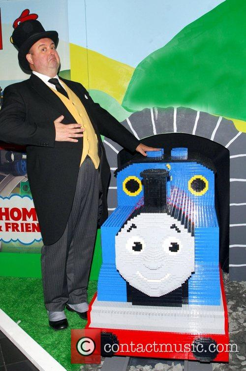DVD Launch of Thomas The Tank Engine and...