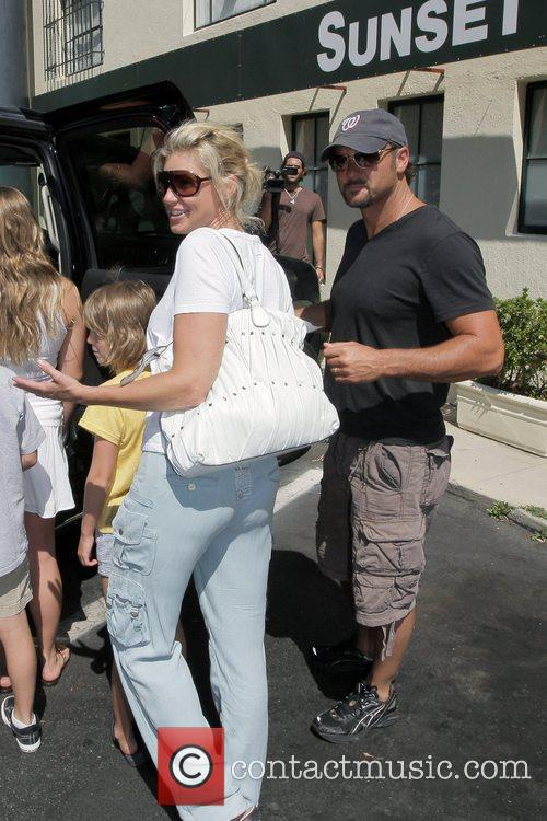Tim McGraw and Faith Hill 16