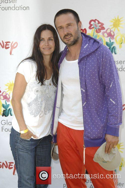 Courteney Cox and David Arquette,  Time for...