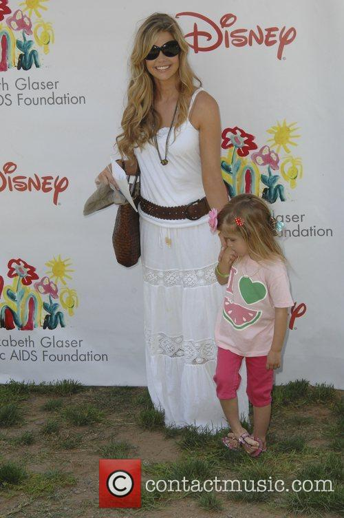 Denise Richards and Family 4