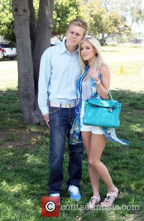 Spencer Pratt and Heidi Montag 9