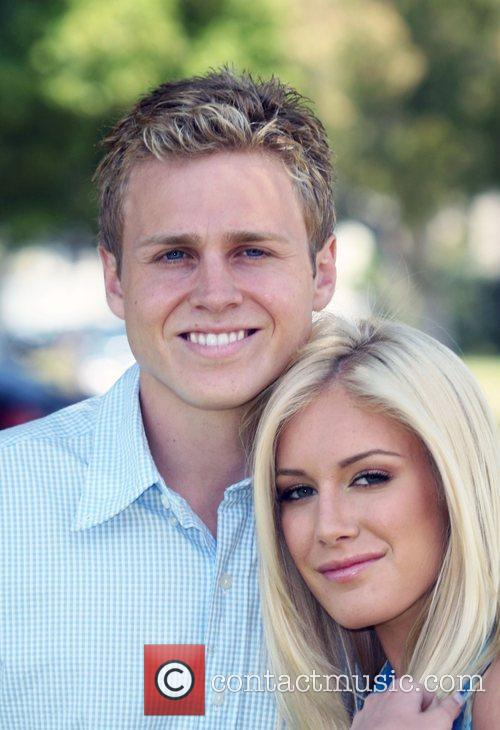 Spencer Pratt and Heidi Montag 7