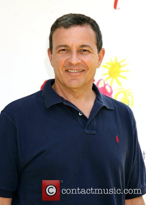 Bob Iger  Time for Heroes celebrity carnival...