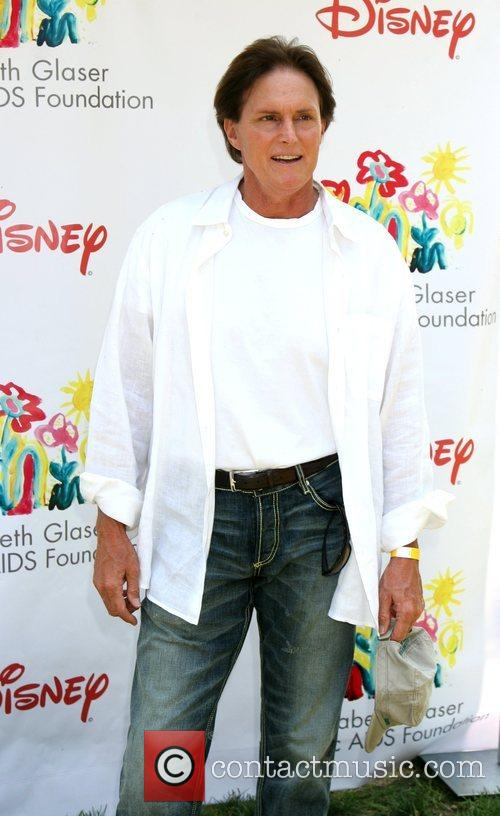 Bruce Jenner  Time for Heroes celebrity carnival...