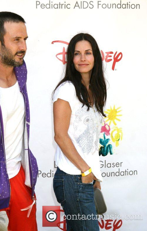 David Arquette and Courteney Cox 9