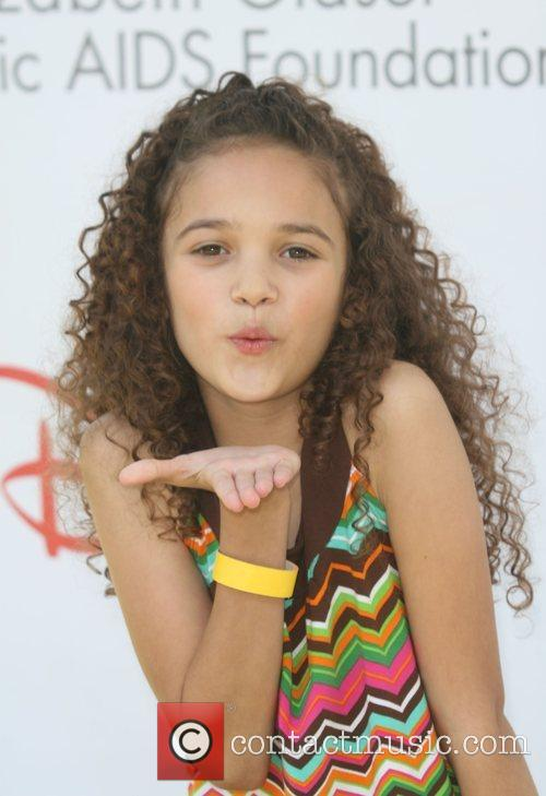 Madison Pettis A Time For Heroes Celebrity Carnival...
