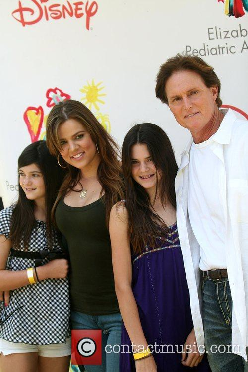 Bruce Jenner and family A Time for Heroes...