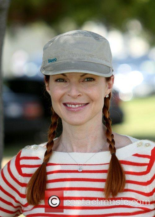 Marcia Cross A Time for Heroes Celebrity Carnival...