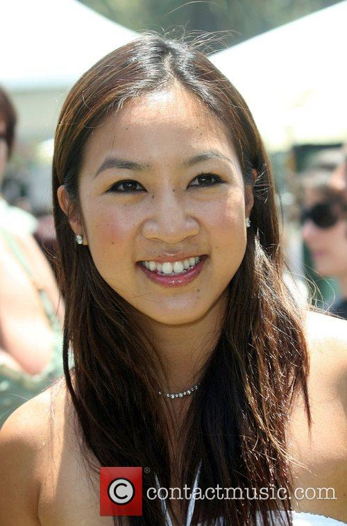 Michelle Kwan A Time for Heroes Celebrity Carnival...