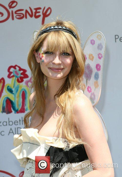 Mischa Barton A Time for Heroes Celebrity Carnival...