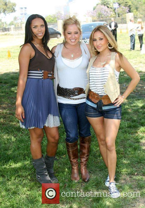 Kiely Williams and Sabrina Bryan 4