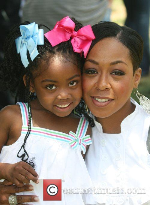 Tichina Arnold Time for Heroes celebrity carnival to...