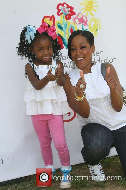 Tichina Arnold and Guest Time for Heroes celebrity...