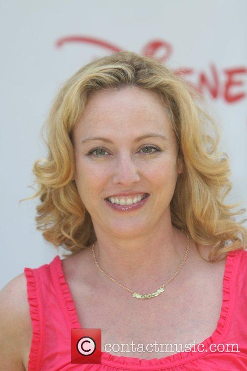 Virginia Madsen Time for Heroes celebrity carnival to...