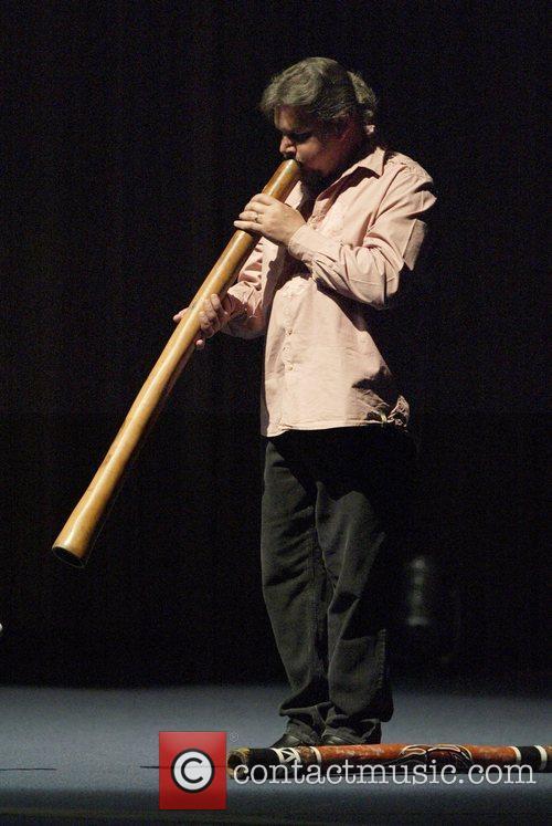 Matthew Doyle, didgeridoo player Tokiko Kato, Japanese singer...