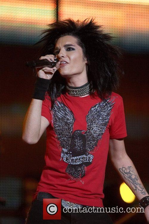 Tokio Hotel performing live at Pavilhao Atlantico