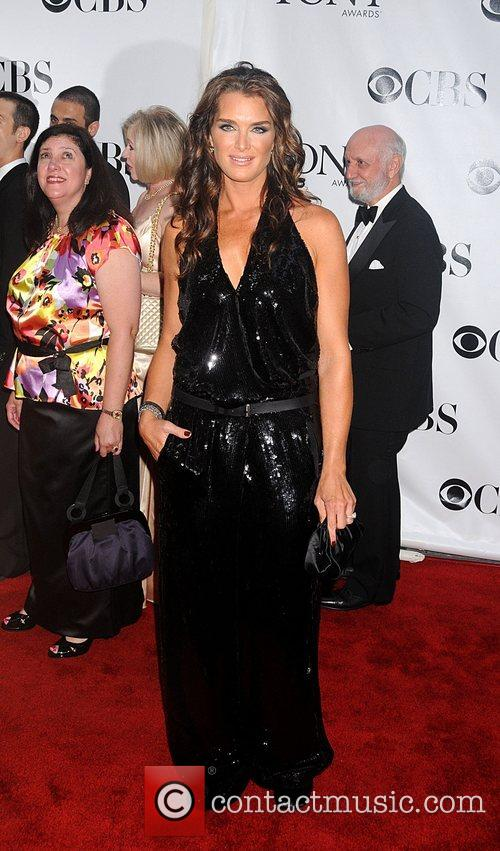 Brooke Shields The 62nd Tony Awards at the...