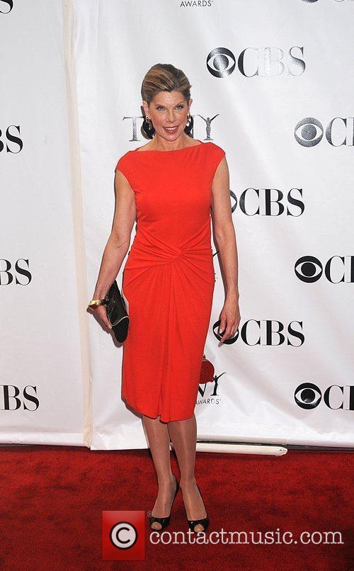 Christina Baranski The 62nd Tony Awards at the...