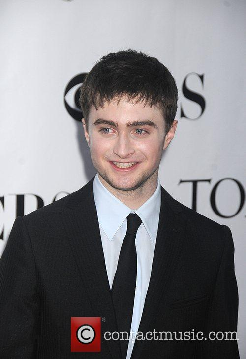 Daniel Radcliffe The 62nd Tony Awards at the...