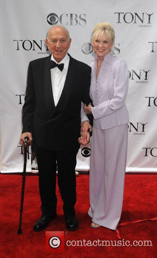 Jack Klugman and Peggy Klugman The 62nd Tony...