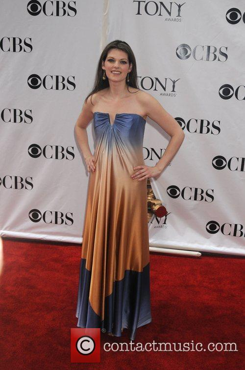 Kate Shindle The 62nd Tony Awards at the...