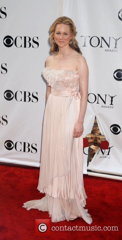 Laura Linney The 62nd Tony Awards at the...