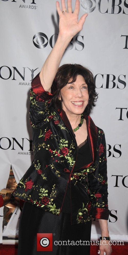 Lilly Tomlin The 62nd Tony Awards at the...