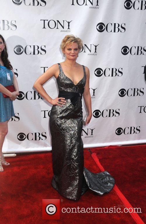 Martha Plimpton The 62nd Tony Awards at the...